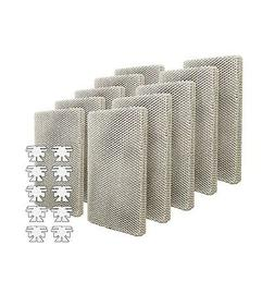 10 Humidifier Pad Filter Wick fit White-Rodgers HFT2700 Good