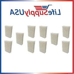 10 Humidifier Wick Filters fit Emerson MoistAIR HD Models &
