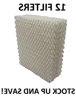 12 Filters for AirCare 1043 Paper Wick Humidifier Filter 10.