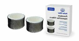 2-Pack - Holmes HWF62 Compatible Humidifier Filter, Filter A