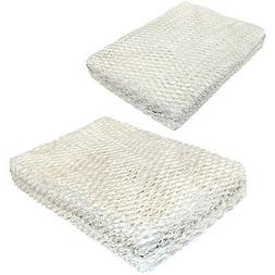 2x HQRP Humidifier Wick Filters for Lasko Humidifiers THF8 T