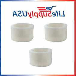 3 Pack Humidifier Wick Filter E fits Honeywell HCM-6009 6011