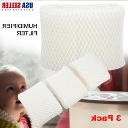 3Pcs Humidifier Filter for Honeywell HCM 1000 2000 500 600 H