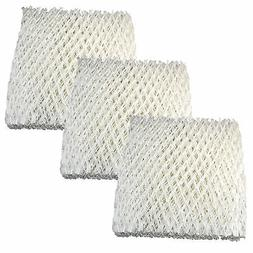 3x HQRP Humidifier Wick Filters for Sears Kenmore 14804 32-1