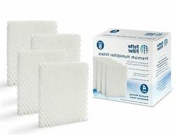 Fette Filter 4-Pack Humidifier Wicking Filters. Compatible w