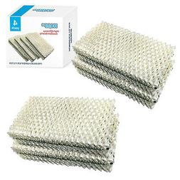 4-Pack HQRP Wick Filter for Sears Kenmore Humidifiers / 1490