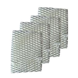 4 Premium ReliOn WF813 2-Pack Humidifier Wicking Filters, Fi