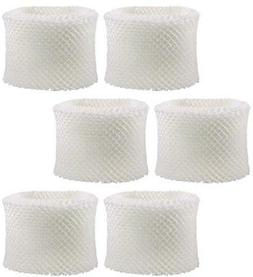6 Packs Humidifier Wick Filter Replacement Compatible Holmes