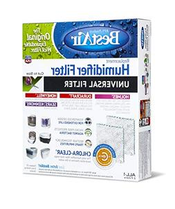 Bestair ALL-1 Universal Replacement Humidifier Wick Filter -