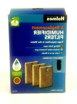 Holmes E Humidifier Filter HWF100 3 Pack