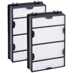 True HEPA Replacement for Holmes B Filter  2pk