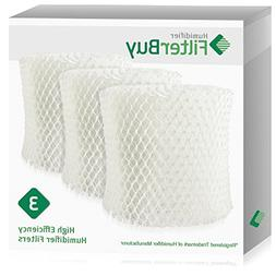 FilterBuy Honeywell HC888 Replacement Filters. Compatible wi