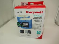 Honeywell Humidifier C Filter 2 Pack Replacement HEV320 HCM-
