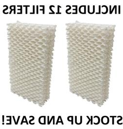Humidifier Filter Wick for Kenmore 14912 - 12 Pack