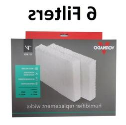 Vornado Humidifier Universal Wick Filter MD1-0002 - 6 Pack -