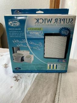 Humidifier Wick Filter 2 Pack Antimicrobial Protection Appli
