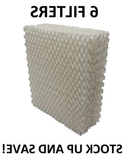 Humidifier Wick Filter for Essick Air EP9 500, EP9 800 - 6 P