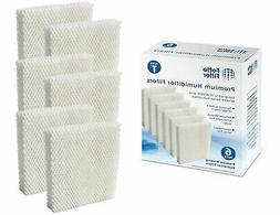 Fette Filter - Humidifier Wicking Filters Compatible with Ho