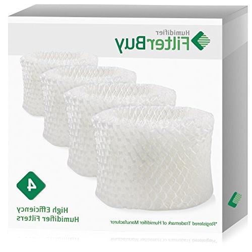 FilterBuy HAC-504AW Humidifier Filters . to HCM-710, HAC-504AW