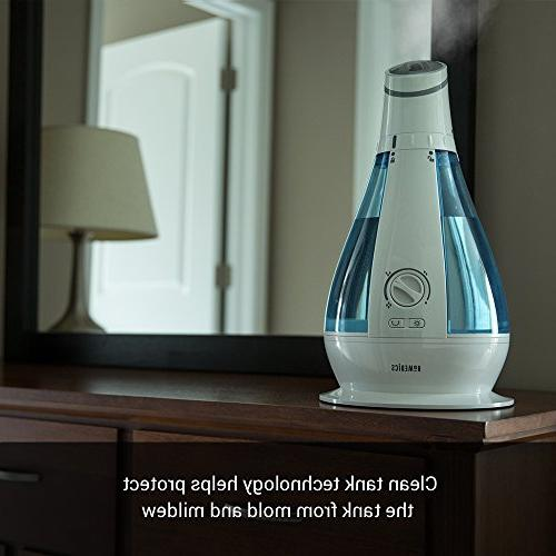 Cool Humidifier | 120-Degree 1 Hour | Clean Tank Technology, DEMINERALIZATION CARTRIDGE