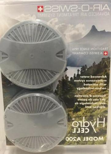 Air-O-Swiss Hydro Cell A200 Humidifier Activated Carbon