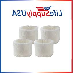 4PK Replacement Filter D fits Holmes, Sunbeam, Honeywell, We