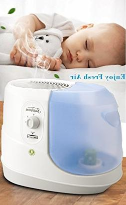Steam  WarmSteam Soothing Cool Mist Helps Relieve Cough & Co